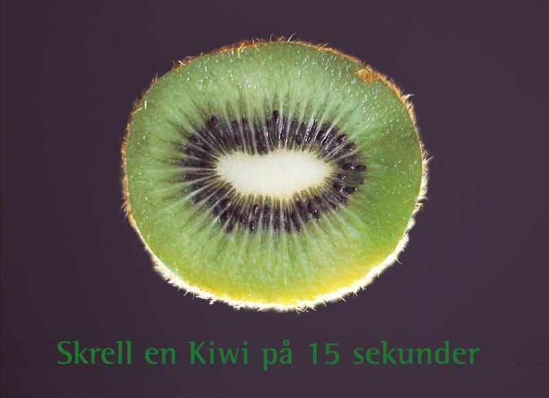 skrell en kiwi_tommetanker