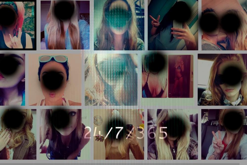 døgnåpne _selfies