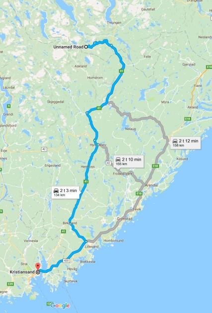 kart til jettegrytene haugsjåsund