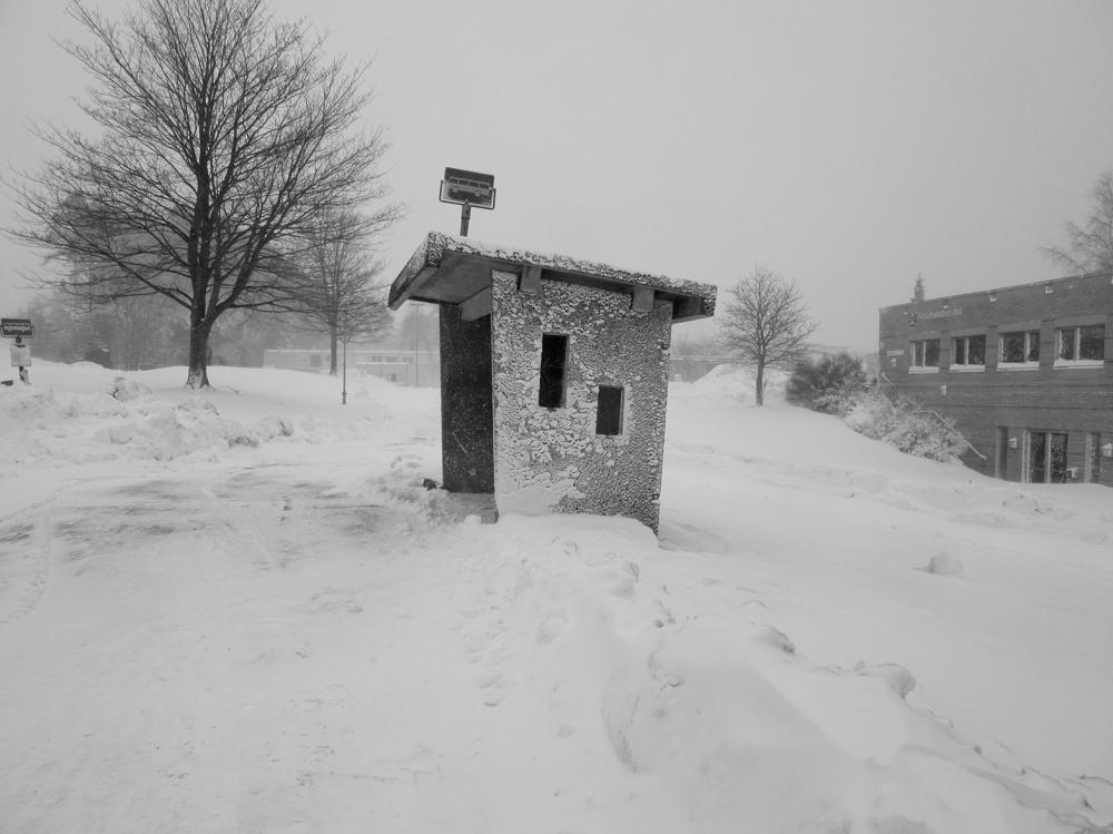 vinter tommetanker